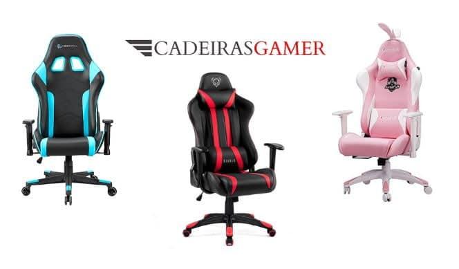 Comprar as melhores cadeiras de jogo a preços de pechincha