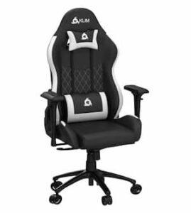 Klim esports, cadeira de jogador de design moderno e espectacular
